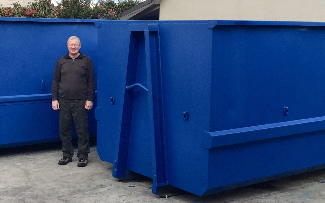 Rubbish bin hire – don't let that mountain of rubbish daunt you!