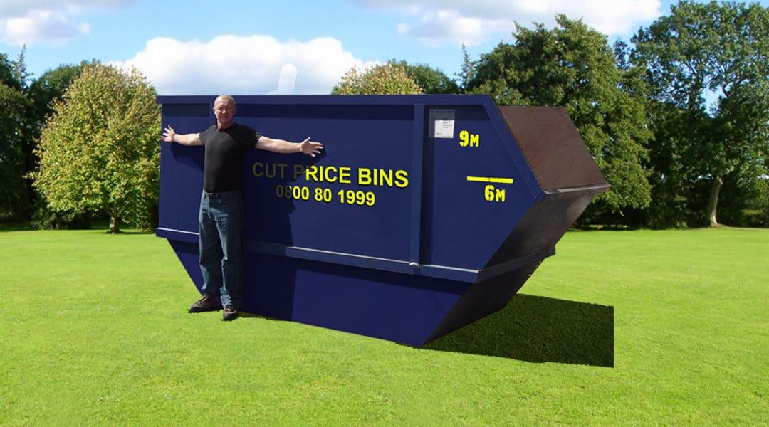 Rubbish Bin Hire – The value in upgrades